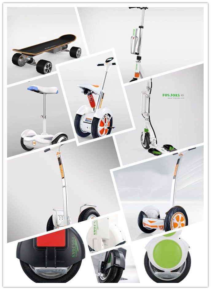 How to Release Pressure?  To Have an Eco-Travel with Fosjoas Lightweight Electric Scooter