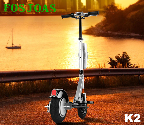 Fosjoas K2 Mini Electric Scooter Deals with Kinds of Short-Distance Travels