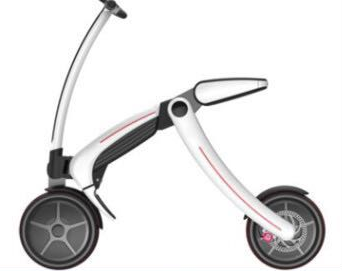 Electric Mini Smart Bike