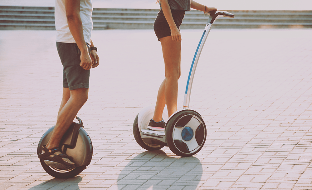 Best Segway Style Two Wheel Scooters 2017
