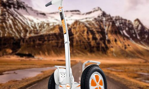 Fosjoas U3 intelligent power scooter