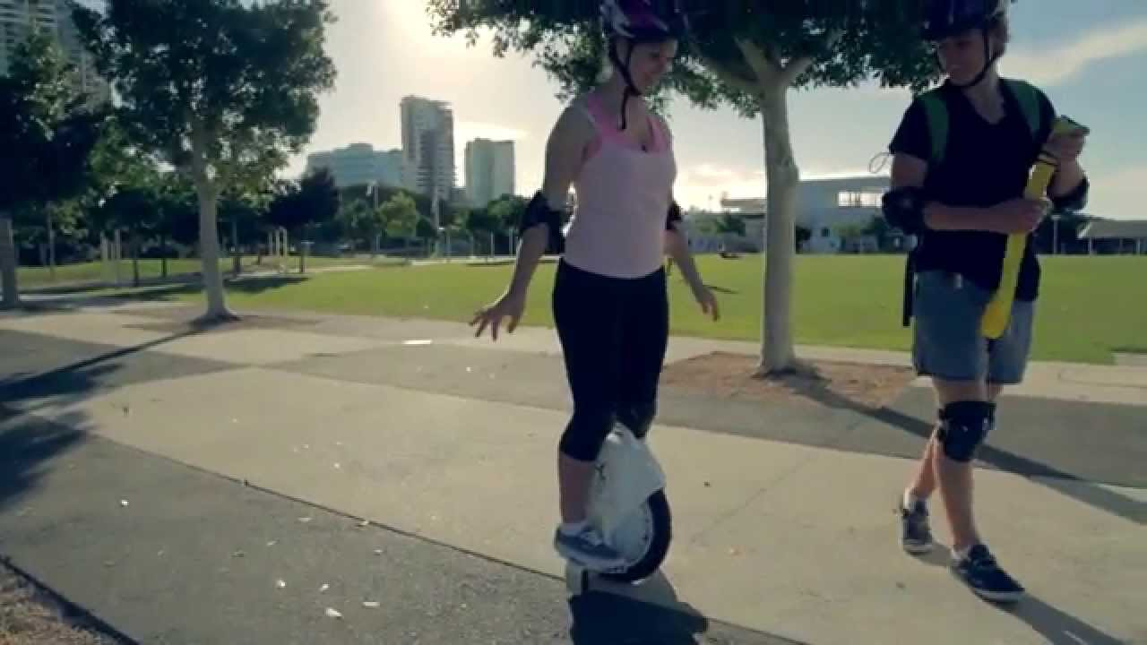 Introducing The Self Balancing Unicycle