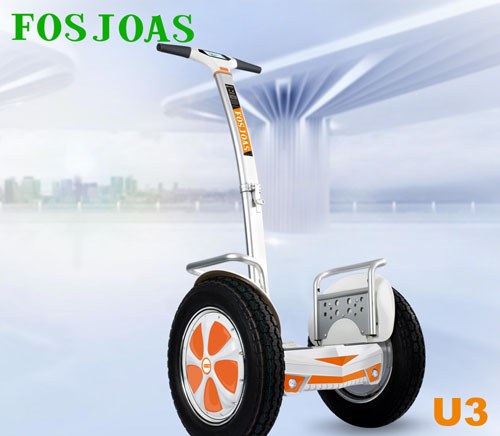 Fosjoas U3 Electric Standing Scooter Allows People to Enjoy an Impulsive Travel