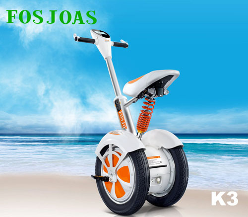 Do You Prefer The BB-8 In Star Wars 7 To Fosjoas K3 Intelligent Electric Scooter?