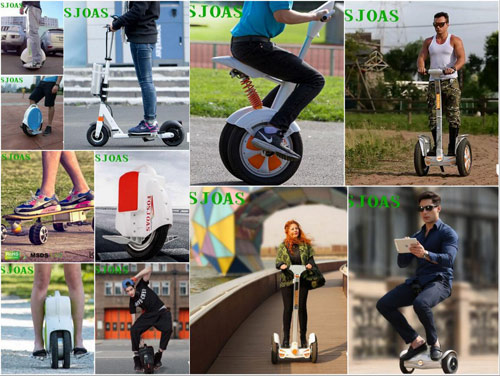 Can People Save The Trouble Of Traffic Jam? Yes, Try Fosjoas Mini Electric Scooter