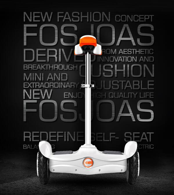 How Do You Like The Design Of Fosjoas U1 Two Wheel Electric Walkca?