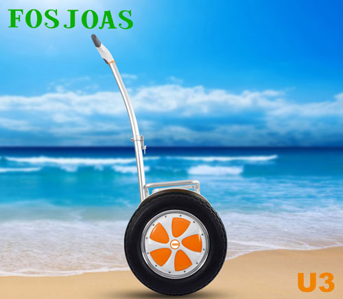 To Learn More about the Rugged Designs of Fosjoas U3 Electric Standing Scooter
