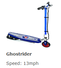 ghostrider electric scooter