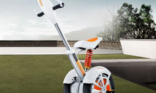 Fosjoas K3 Double-Wheels Electric Scooter